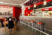 American grill bar restaurant, Olomouc