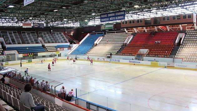 Zimní stadion v Olomouci