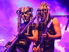 Metalová kapela Dymytry
