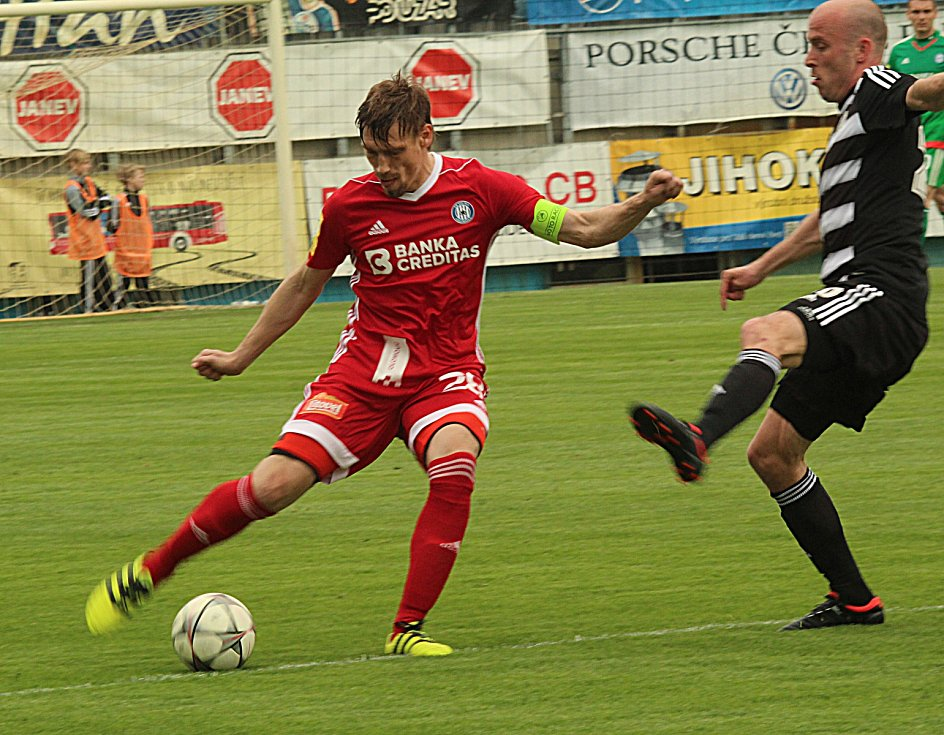 Dynamo České Budějovice-Sigma Olomouc
