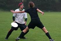 Frisbee ve Slatinicích