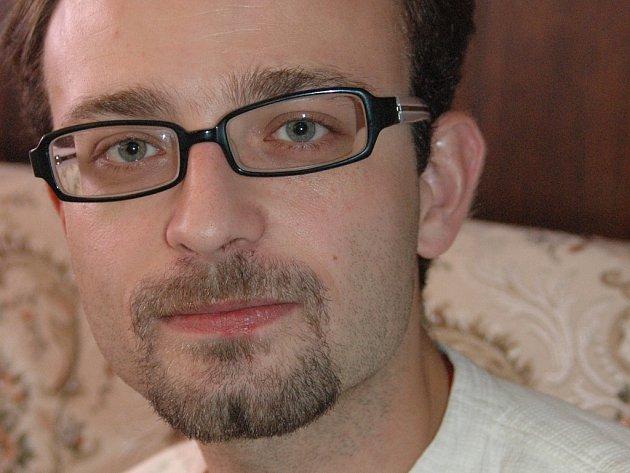 Petr Vlček, jeden z organizátorů ozvěn Mezipater.