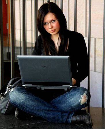 Michaela Wehmhönerová, 22let, studentka, Přerov