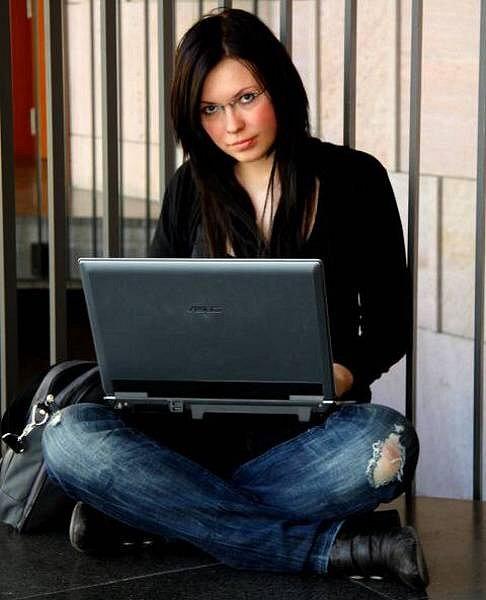 Michaela Wehmhönerová, 22 let, studentka, Přerov