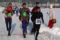 nejrychlejší ženou se stala Kamínková z AK Olomouc (č. 309)