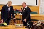 Návštěva prezidenta Zemana na krajském úřadě v Olomouci