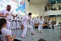 O víkendu se do Olomouce sjeli nejlepší bojovníci z České republiky i Evropy. Na Hané se totiž konalo Mistrovství Evropy v capoeiře.