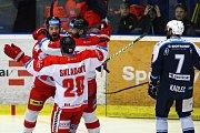 Plzeň proti Olomouci. Druhý čtvrtfinálový zápas
