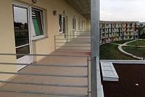 Domova pro seniory POHODA v olomoucké čtvrti Chválkovice