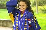 26. Klára Schwarzerová, 16 let, studentka, Rapotín