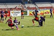 Hráči ZŠ Sluneční Šumperk ovládli 22. ročník McDonald's Cupu.