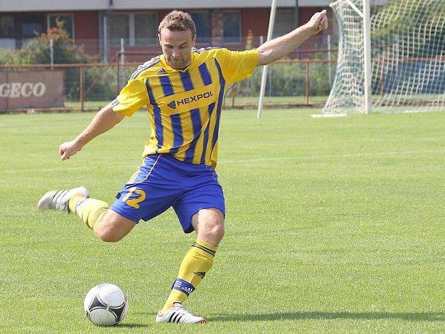 Fotbalisté Uničova v přípravě proti Letohradu