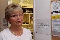 Praktická lékařka pro dospělé Věra Katzerová z Litovle