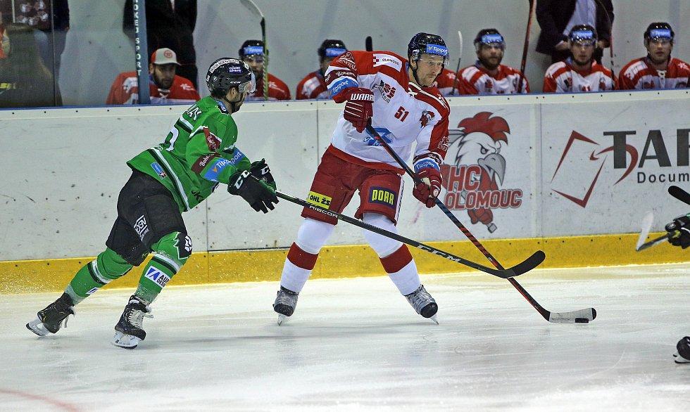 HC Olomouc - BK Mladá Boleslav