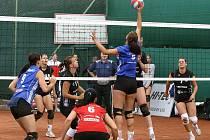 Turnaj volejbalistek ve Štěpánově