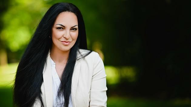 Koordinátorka Gastrofestivalu Cesta kolem světa Monika Ondruchová.
