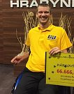 Lukáš Urbanec, majitel společnosti U plus U. Jeho firma finančně podporuje regionální fotbal i handicapované sportovce