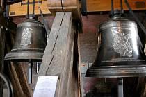 Zvonice chrámu sv. Michala