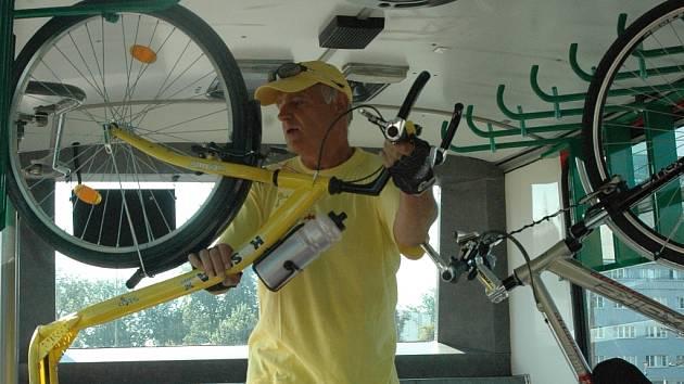 Cyklobus na Svatý Kopeček