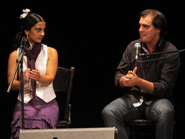 Colores Flamencos: Ana Cali v Moravském divadle