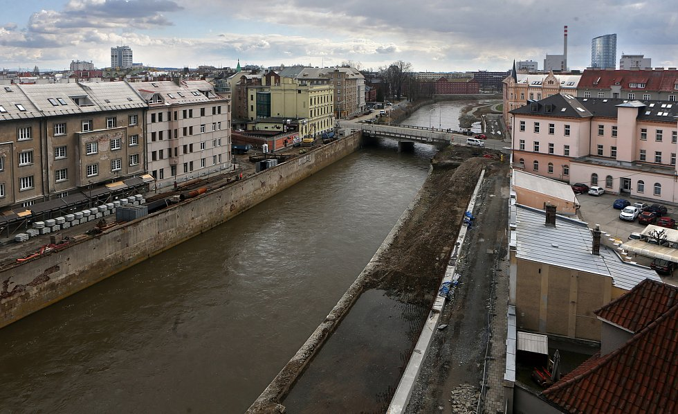 Most na Masarykově třídě čeká demolice.