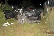 Nehoda na D35 u Přáslavic, 26. srpna 2021