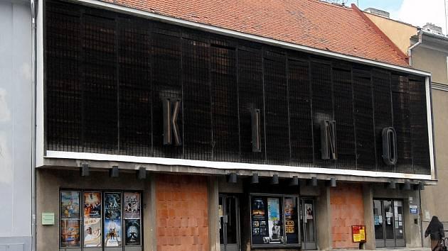 Bývalé šternberské kino