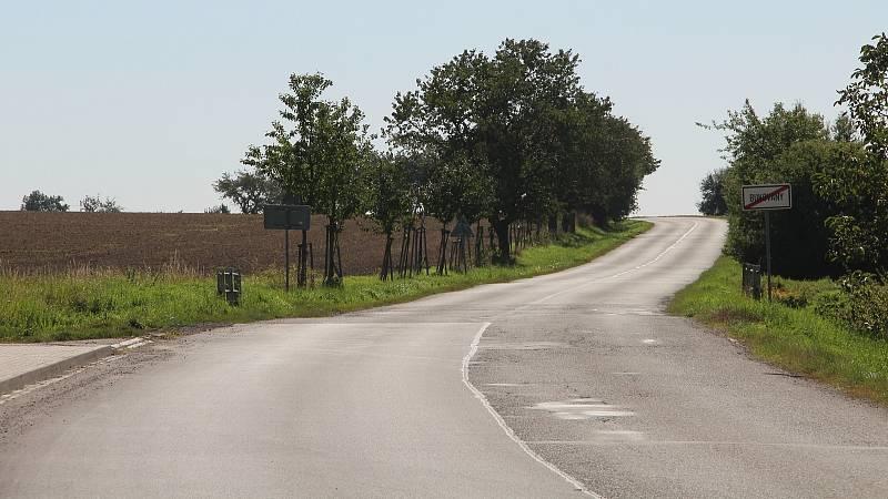 Bukovany jsou jen pár kilometrů vzdálené od Olomouce