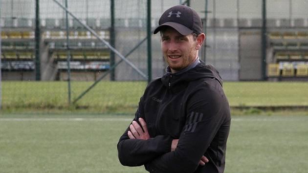 Trenér Dušan Žmolík