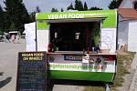 Menu veganského food trucku
