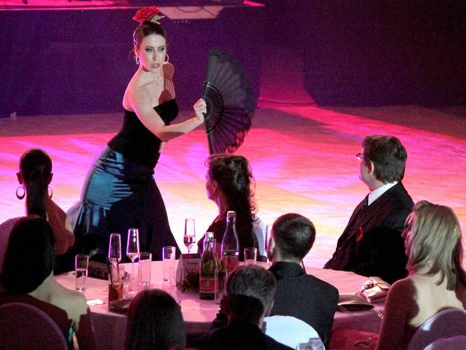 Olomoucký ples v hotelu NH Congress Olomouc