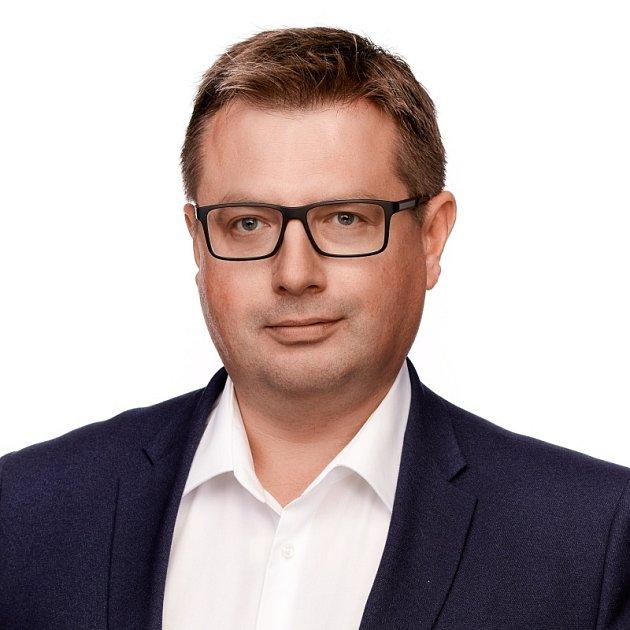 Martin Major, 42let, náměstek primátora města Olomouce, Olomouc, člen ODS