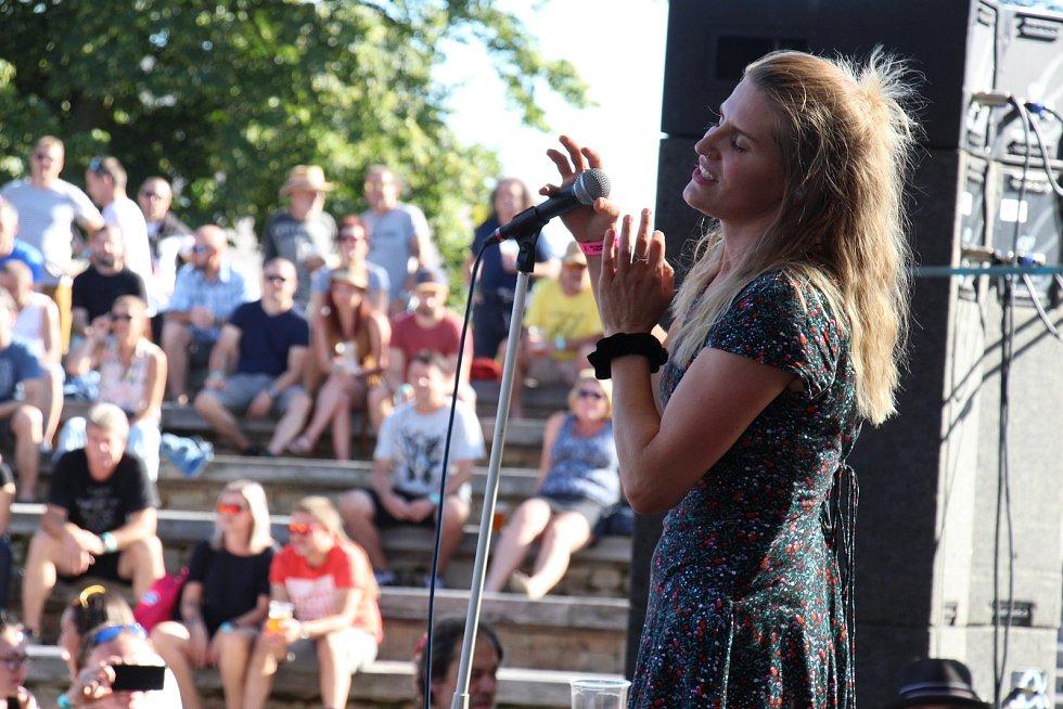 Festival Hanácké Woodstock a Bystřické pivní salon 2020.