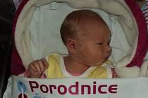 Laura Dostálová, Savín, narozena 20. ledna, míra 49 cm, váha 3500 g