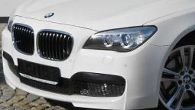 BMW řady 7. Ilustrační foto