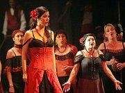 Šrámkův Měsíc nad řekou v Moravském divadle