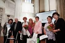 Slavnostní předávání Ceny Senior roku 2019 v Pražské křižovatce v Praze