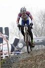 V Uničově se konal poslední závod českého poháru v cyklokrosu. Martin Haring