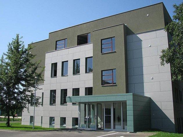 Nová budova Archeologického centra na Hradisku