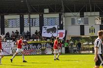 Nižší fotbalové soutěže. Ilustrační foto