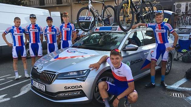 Pavel Bittner se opět prosadil na mezinárodní scéně. Nedávno se účastnil italského juniorského mezinárodního závodu Giro della Lunigiana.