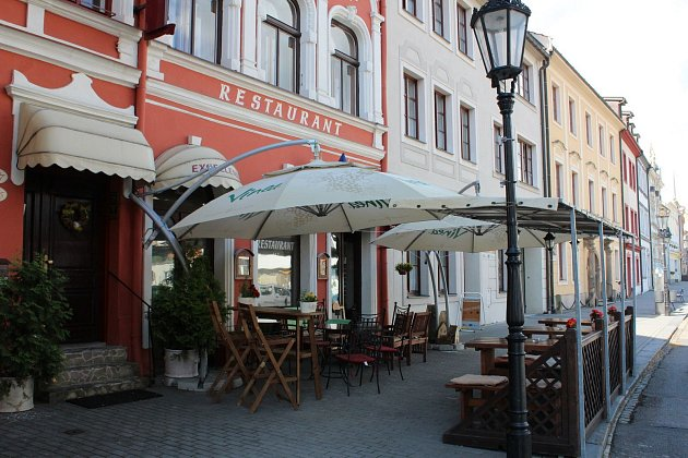 Hotel a restaurace Excellent, Kroměříž