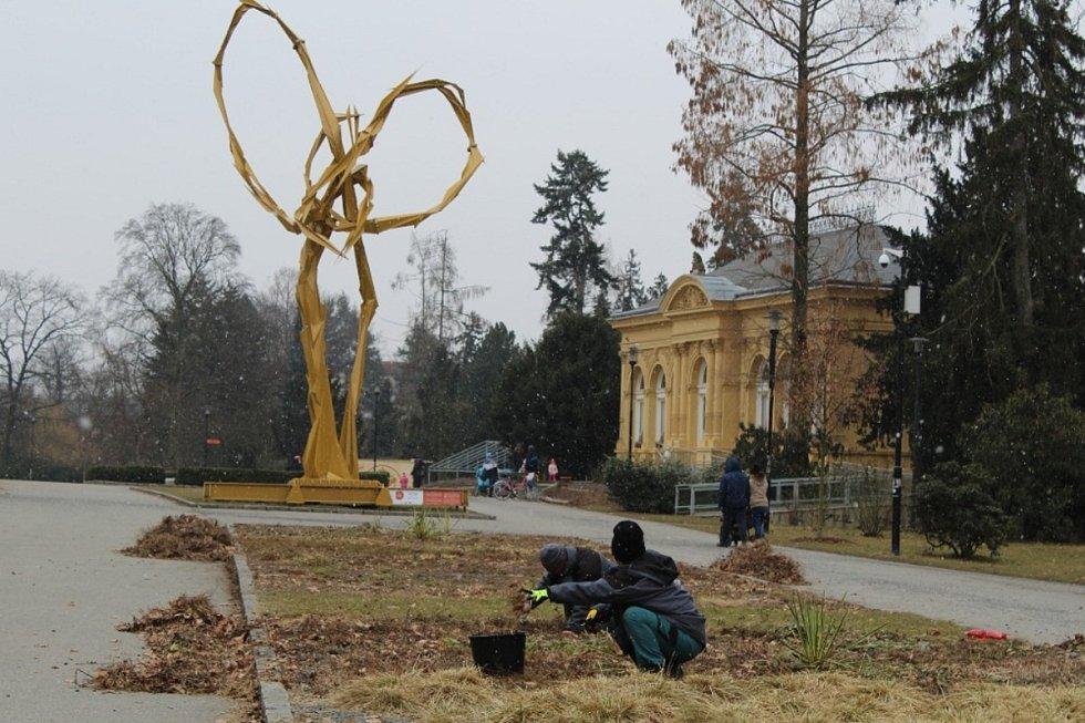Smetanovy sady v Olomouci