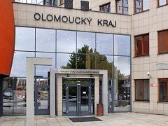 Budova Krajského úřadu v Olomouci. Ilustrační foto