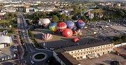 Balóny nad Olomoucí.