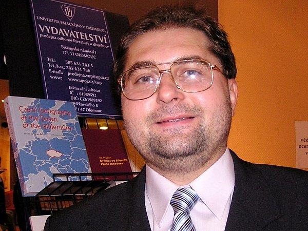 Historik David Papajík