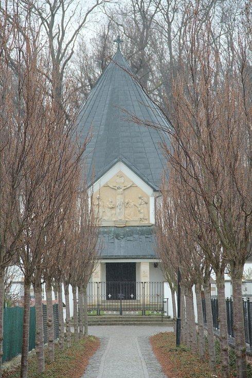 Příkazy - kaple svatého Cyrila a Metoděje