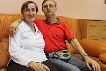 Dana a Tonda - klineti šternberského Vincentina. Ilustrační foto
