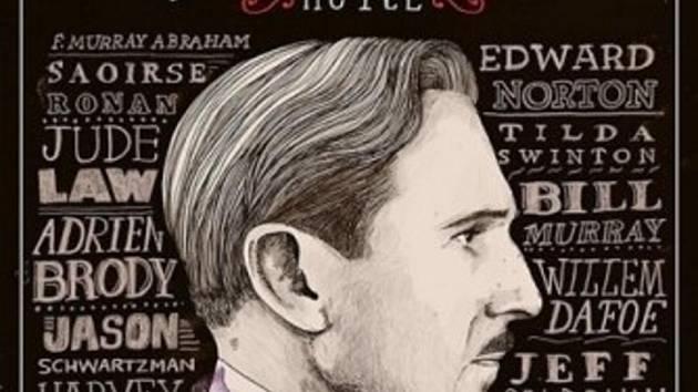 Plakát k filmu Grandhotel Budapešť