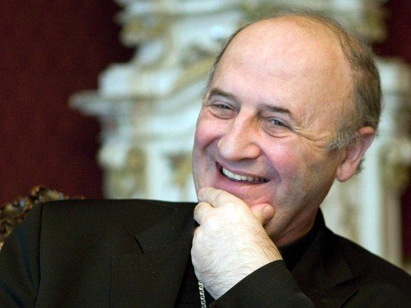 Olomoucký arcibiskup Jan Graubner